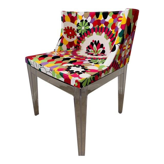 Kartell Phillipe Starck Missoni Mademoiselle Replica Chair For Sale