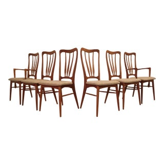 "Koefoeds ""Ingrid"" Dining Chairs - Set of 6"