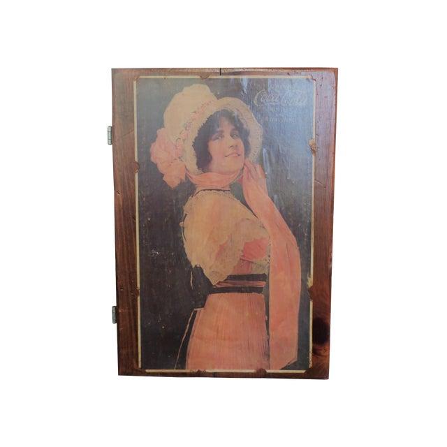Vintage Decorative Wall Hanging Shelf - Image 1 of 5