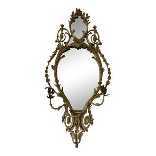 George III Carton Pierre Mirror C. 1780 For Sale