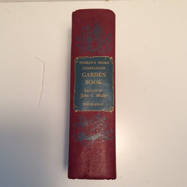 """1947 """"Woman's Home Companion Garden Book"""" For Sale - Image 11 of 11"""