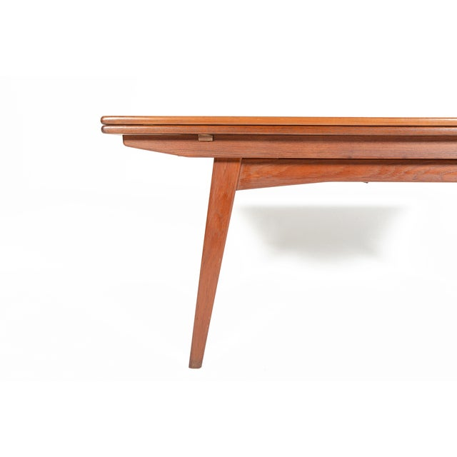 Danish Modern Coffee or Dining Elevation Table - Image 7 of 9