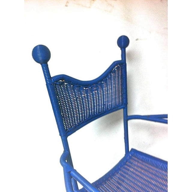 Jean Royère Jean Royere Unique, Documented Personal Armchair From His House in Brittany For Sale - Image 4 of 7