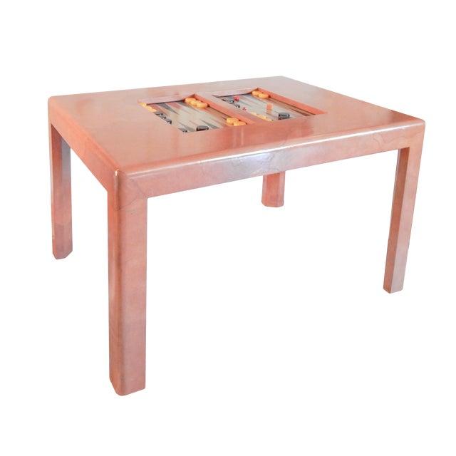 Karl Springer Game Table - Image 1 of 8