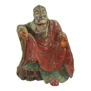 Vintage Rahula Buddha Stature For Sale