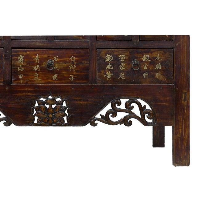 Peachy Chinese Antique Apothecary Medicine Herbal Cabinet Interior Design Ideas Grebswwsoteloinfo