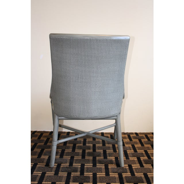 McGuire Laura Kirar Passage Dining Side Chair For Sale - Image 5 of 7