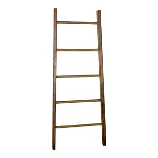 Early 20th Century Primitive Ladder For Sale