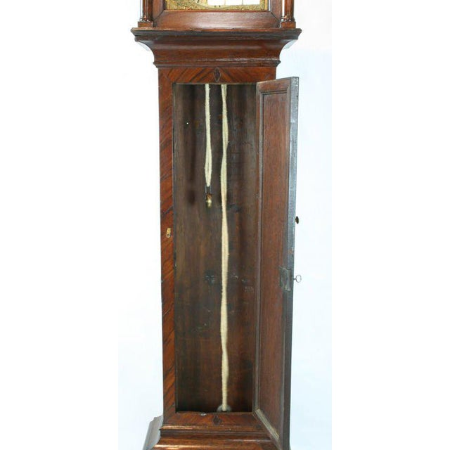 English Tall Case Clock For Sale - Image 5 of 8