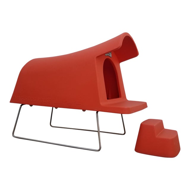 1980s Vintage Michael Young Italy Magis Dog House For Sale