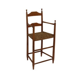 Antique Early American Child's Chair, 19th Century For Sale