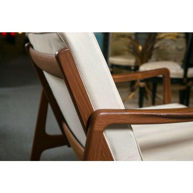 Ole Wanscher Ole Wanscher Mid-Century Teak Lounge Chair For Sale - Image 4 of 9