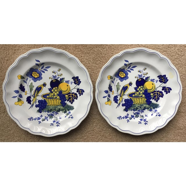 Vintage Copeland Spode Dinner Plates - A Pair - Image 2 of 6