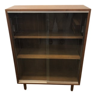 1960's Nucraft Grand Rapids Mid Century Cabinet For Sale