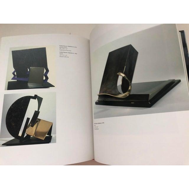 Blue Fletcher Benton Sculpture Hardback For Sale - Image 8 of 13