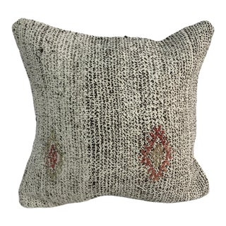 Patterned Home Decor Turkish Handmade Ethnic Kilim Pillow For Sale
