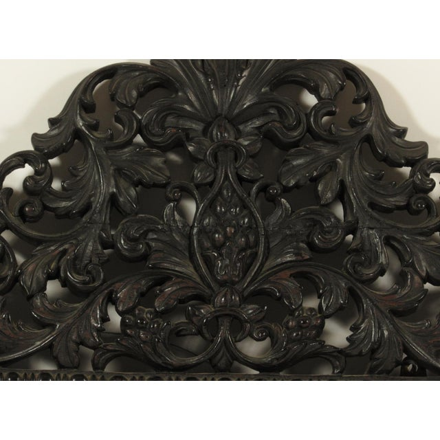 19th Century Rococo Style Mirror For Sale - Image 4 of 7