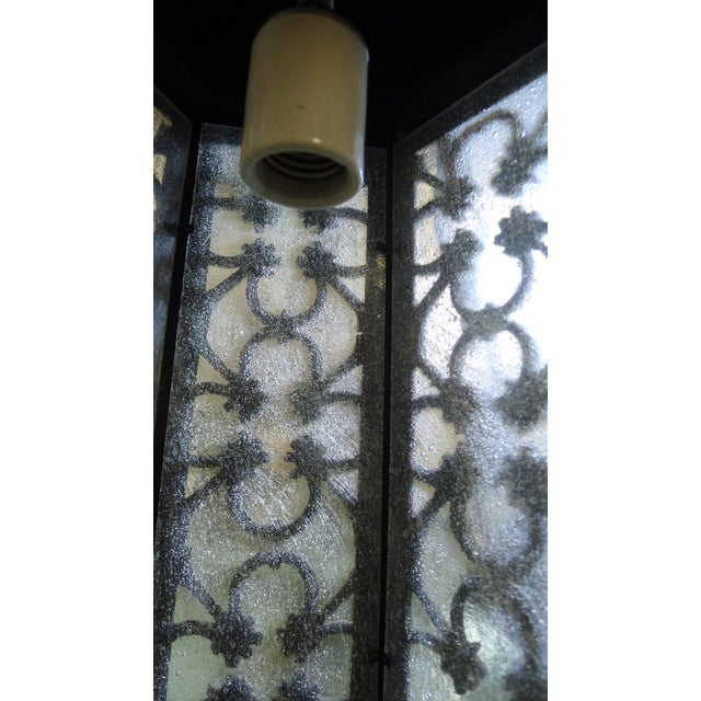 Gothic Style Lantern Pendant For Sale - Image 9 of 11