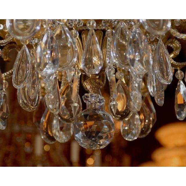 Jansen Antique Chandelier - Image 8 of 8