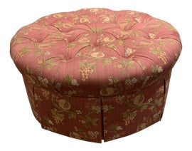 Image of American Classical Ottomans and Footstools