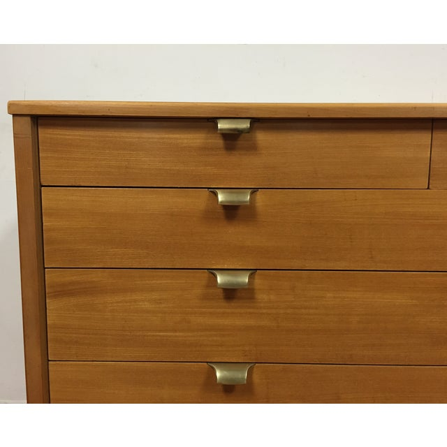 Brown Edward Wormley for Drexel Mid-Century Dresser For Sale - Image 8 of 11