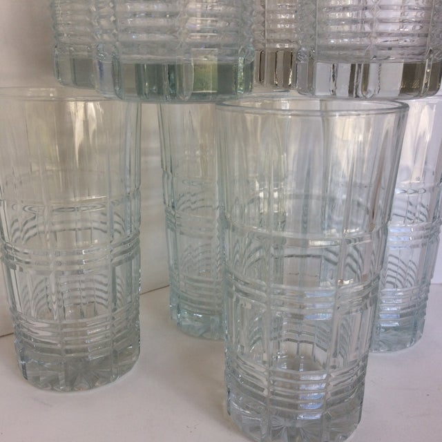 Waterford Marquis Crosby Hi-Ball Glasses - Set of 8 For Sale - Image 9 of 11