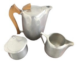 Image of Silver Coffee Cups