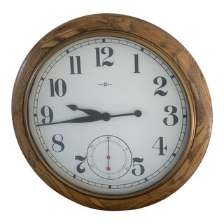 Howard Miller Magnifique 622-757 Wall Clock For Sale