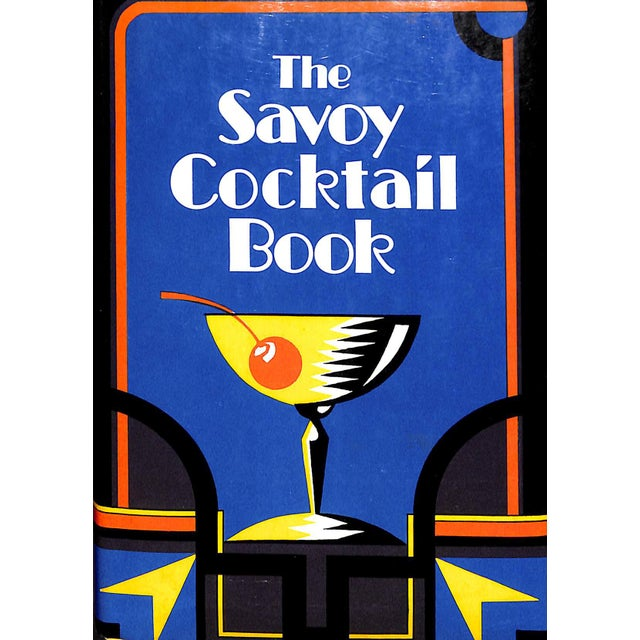 """The Savoy Cocktail Book"" Book - Image 4 of 4"