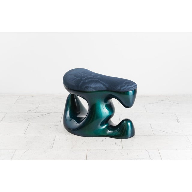 Gander's latest works experiment with new materials, like lightweight fiberglass and color-shifting pigments. The Rhythm...