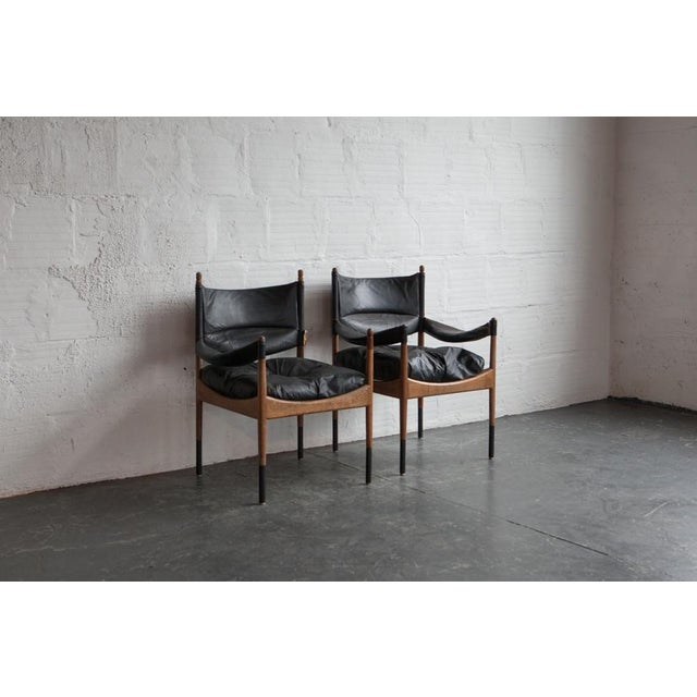 Christian Solmer Vedel Modus Armchairs - Set of 2 - Image 3 of 9