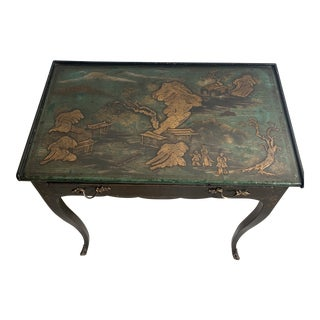 19th Century Chinoiserie Side Table For Sale