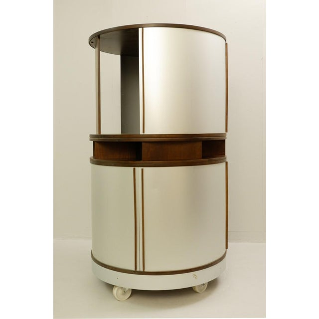 Mid-Century Modern 'Combi Center' by Joe Colombo for Bernini - 1963 For Sale - Image 3 of 8