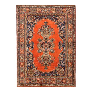Late 20th Century Persian Area Rug For Sale