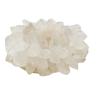 Curated Kravet Zia Quartz Votive, Small For Sale