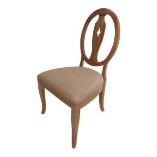 Ethan Allen Country Colors Dining Desk Side Chair