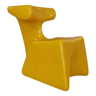1970s Vintage Luigi Colani Zocker Chair Desk For Sale