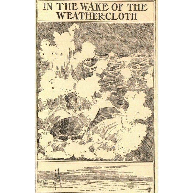 'The Strife of the Sea' Book by T. Jenkins Hains - Image 5 of 5