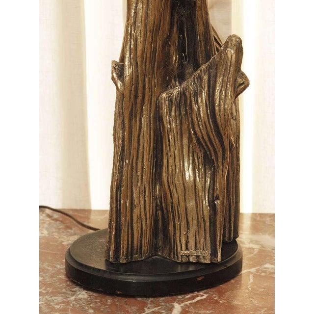 Wood Vintage Pieri Table Lamp For Sale - Image 7 of 10