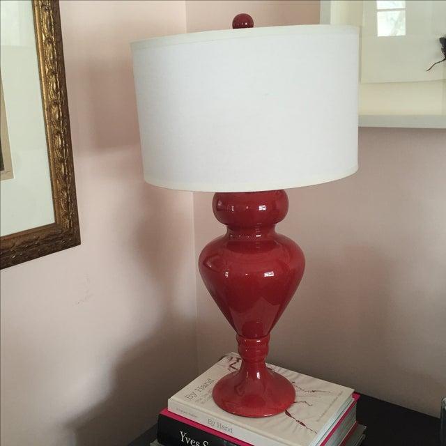 Barbara Cosgrove Ceramic Lamp - Image 2 of 5