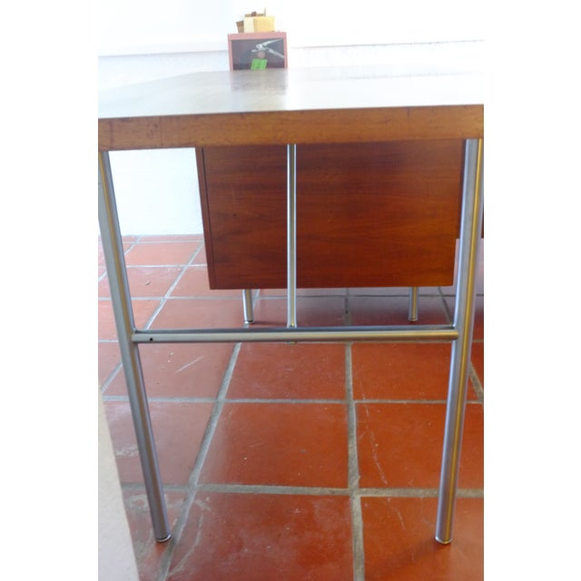 Herman Miller Herman Miller / George Nelson Executive Office Group Desk For Sale - Image 4 of 11