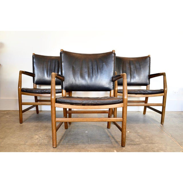 Aarhus City Hall Chair by Hans Wegner For Sale - Image 10 of 10