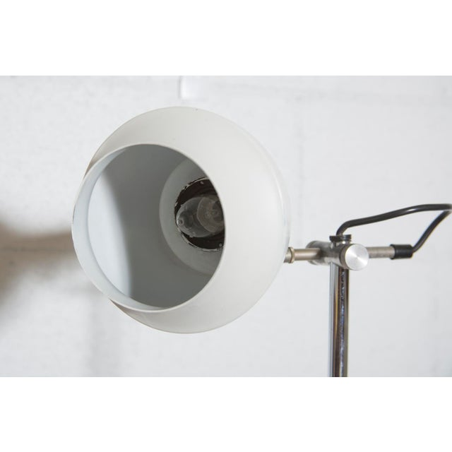 Black and White Triple Spot Lamp - Image 6 of 7