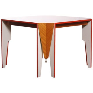 Modern Architectural Dining Table