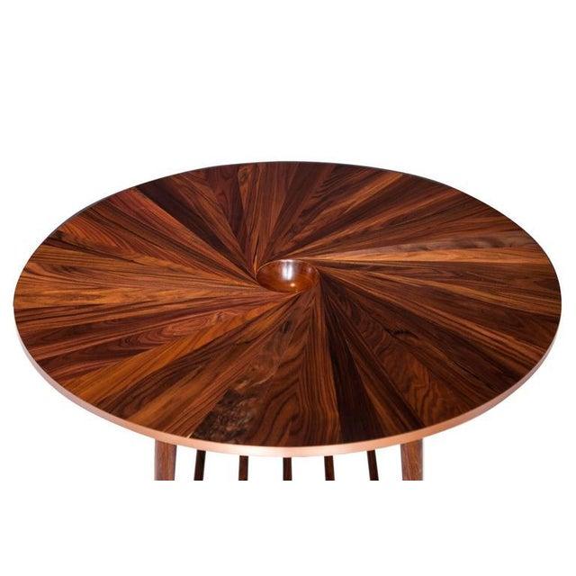 Customizable Tea Table by KLOTZWRK - Image 5 of 6