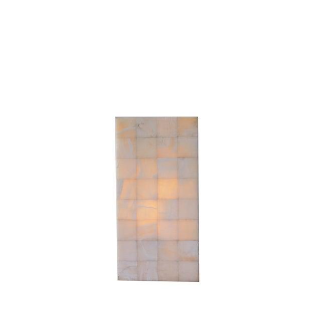 Alabaster Column Lamp - Image 3 of 4