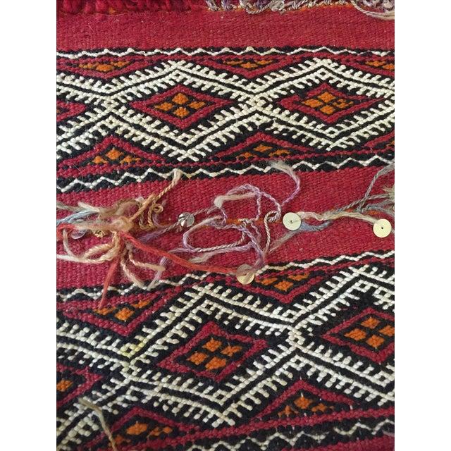 "Tribal Moroccan Wedding Rug - 5'7"" X 8'2"" For Sale - Image 4 of 8"