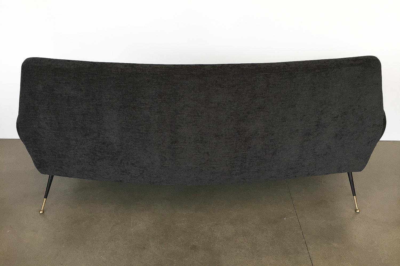 Italian Midcentury Sofa By Gigi Radice For Minotti   Image 9 Of 13