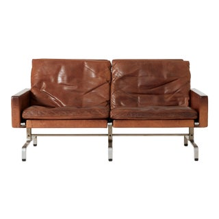 Poul Kjaerholm 'Kjærholm' Pk-31 Sofa, for E. Kold Christensen, 1950s, Denmark For Sale