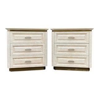 Henredon Nightstands - a Pair For Sale